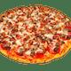 Mighty Meaty Pizza