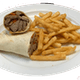Sausage, Peppers & Onions Wrap