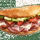 Ham & Cheese Sub