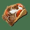Beef Gyro Pita