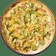 Creamy Pesto Chicken Pizza