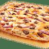 Bacon Cheddar Burger Pizza