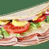 Gluten Free Veggie Sub