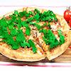 Grecian Gyros Pizza