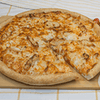Buffalo Blue Chicken Pizza