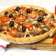 Pizza Santorini