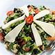 Tuscan Caprese Flatbread Salad