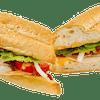 Sarpino's Turkey Club Sandwich